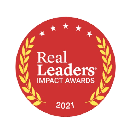 Real Leaders Impact Award 2021